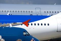 samolotów kadłuby Zdjęcie Stock