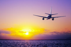 samolot obrazy royalty free