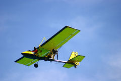 samolot air Obrazy Royalty Free