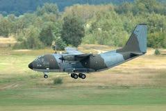 Samolot Alenia G-222 Zdjęcie Stock
