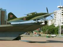 Samolot Drugi wojna światowa Fotografia Stock