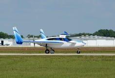 samolot eksperymentalny Obraz Stock