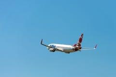 Samolot firma UTair Fotografia Stock