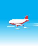 Samolot - JAK-02 obraz stock