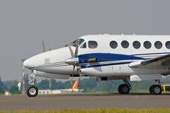 samolot korporacyjny zdjęcie royalty free
