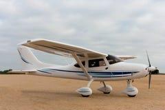 samolot mały Zdjęcie Royalty Free