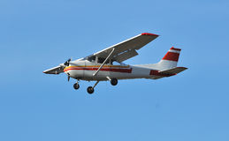 samolot najwięcej pomyślny fotografia royalty free