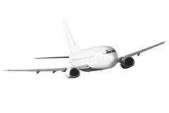 samolot odizolowywający zdjęcia stock