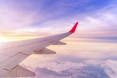 Samolot prawica obrazy royalty free