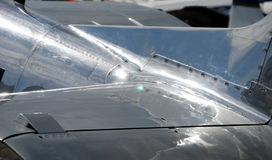 samolot rivits Zdjęcie Royalty Free