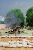 samolot rozbijający Fotografia Stock
