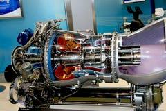samolot silnika Zdjęcie Stock