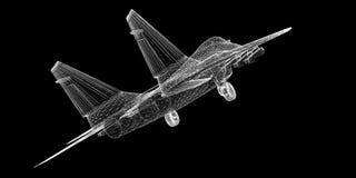 Samolot Szturmowy ilustracji