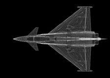 Samolot Szturmowy Obrazy Royalty Free