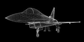 Samolot Szturmowy Fotografia Royalty Free