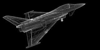 Samolot Szturmowy Zdjęcia Stock
