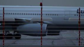 Samolot taxiing po l?dowa? zbiory