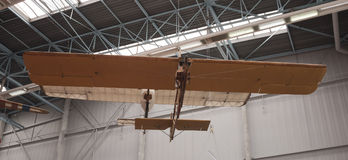 Samolot w muzeum astronautyka Le Bourget i lotnictwo Zdjęcie Stock