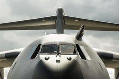 Samolot wojskowy Zdjęcia Stock