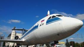 Samolot Yak-42 Zdjęcia Stock