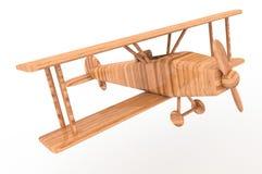 Samolot zabawka Zdjęcie Stock