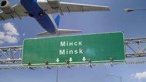 Samolot Zdejmuje Minsk