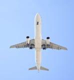 samolotowa reklamy Obrazy Stock