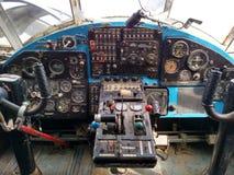 Samolotowe kontrola Fotografia Royalty Free