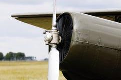 samolotowy śmigło Zdjęcia Stock