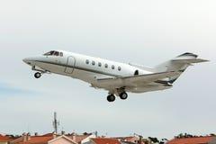 samolotowy latanie Obraz Stock