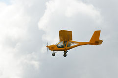 samolotowy lot Zdjęcie Stock
