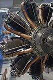 Samolotowy silnik Obrazy Stock
