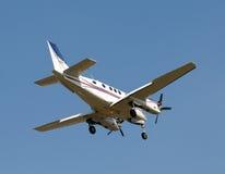 samolotowy turborporp Fotografia Stock