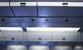 samolotowy wnętrze Zdjęcia Stock