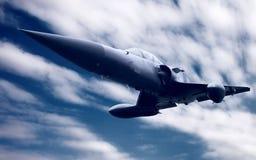 samolotowy wojskowy obraz stock