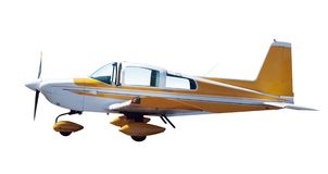 samolotu światło Zdjęcie Royalty Free