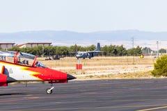 Samolotu CASA C-212 Obrazy Royalty Free