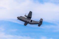 Samolotu CASA C-212 Zdjęcia Royalty Free