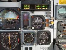 Szczegół stary samolot Fotografia Royalty Free