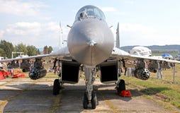 Samolotu Mig-29 Fulcrum Zdjęcia Stock