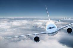 samolotu niebo Obraz Royalty Free