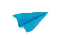 samolotu papier obraz stock