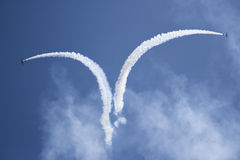 Samolotu przedstawienie Obrazy Stock