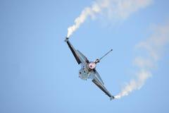 samolotu występ fotografia royalty free