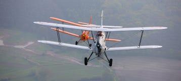 samoloty antyczni zdjęcie royalty free