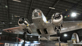 Samoloty przy USAF muzeum, Dayton, Ohio Obrazy Stock
