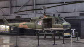 Samoloty przy USAF muzeum, Dayton, Ohio Zdjęcia Stock