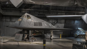 Samoloty przy USAF muzeum, Dayton, Ohio Obraz Royalty Free