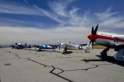 Samoloty sława pokaz lotniczy Zdjęcia Royalty Free