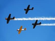 samoloty starzy obrazy stock